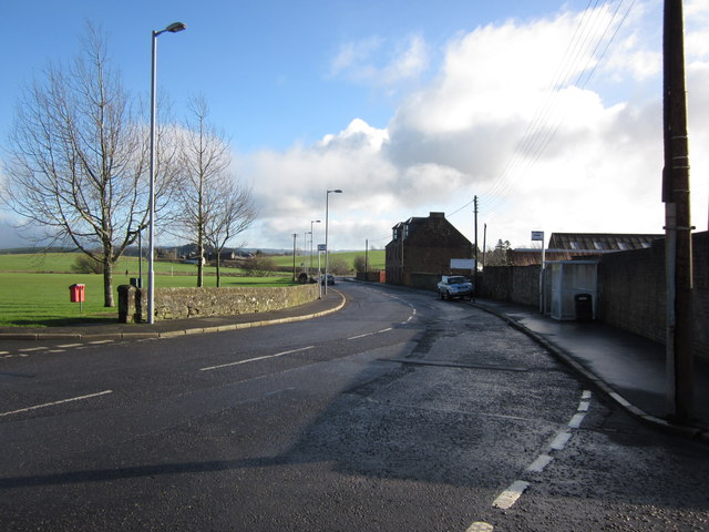 Crosshill Road