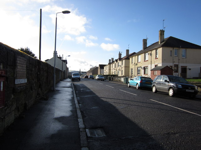 Drumellan Street