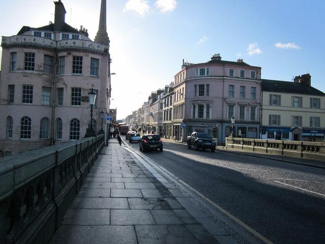 New Bridge Street
