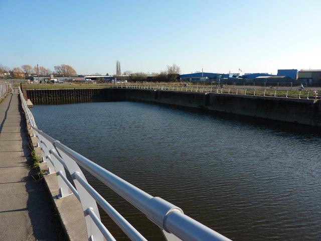 Dock at Diglis