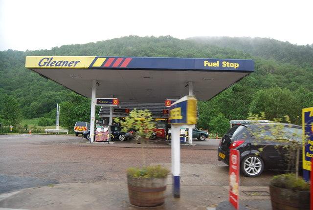 Gleaner Fuel Stop, Glencoe
