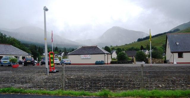 Chisholm's, Ballachulish