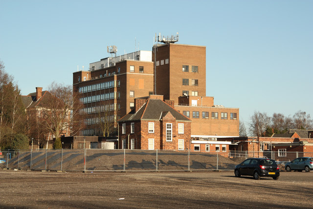 Lincoln County Hospital  Richard Croft  Geograph