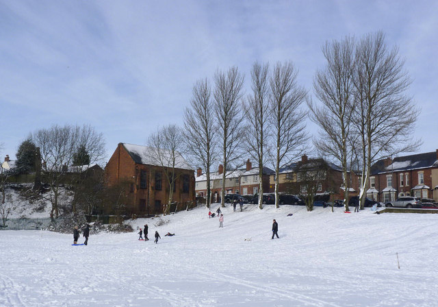 Carlton Hill Recreation Ground
