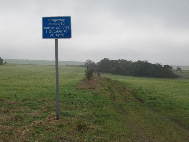 Back to the Ridgeway