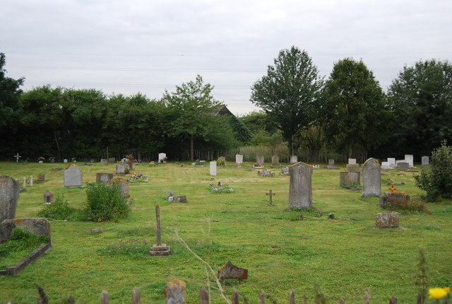 Graves, Burham Church