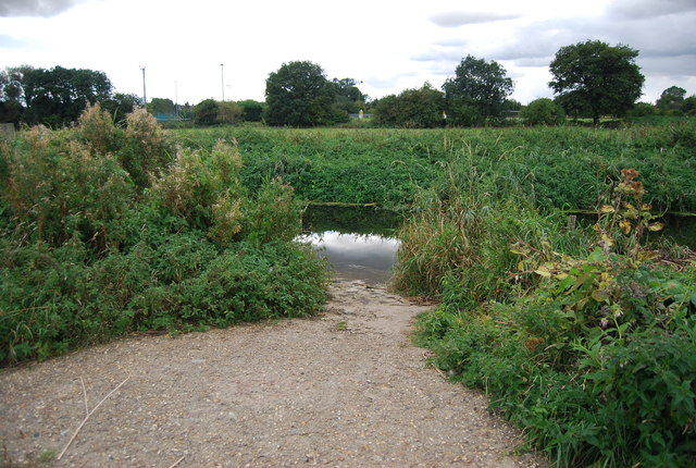 Access to the River Gipping