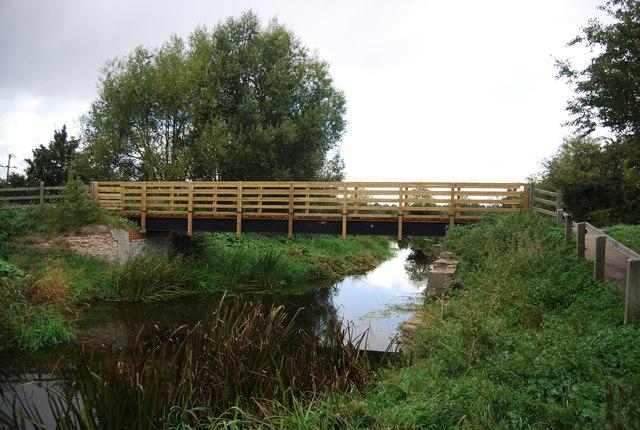 Bushman's Bridge, River Gipping