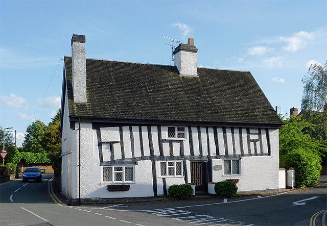 Old Cottage in Bellbrook, Penkridge, Staffordshire