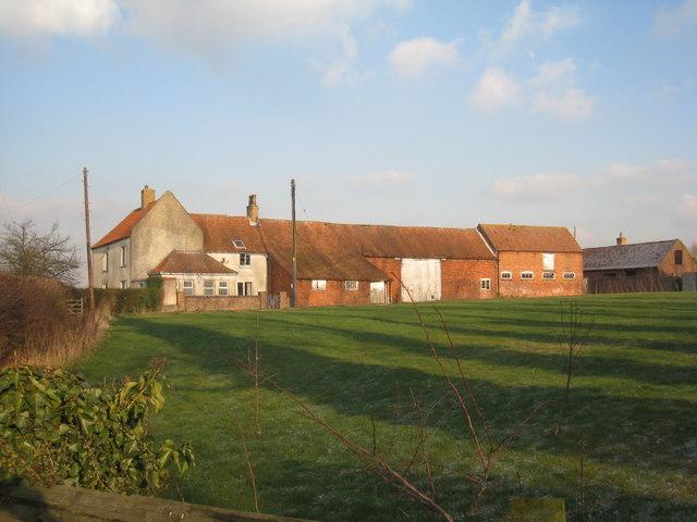 Church Farm, Plungar