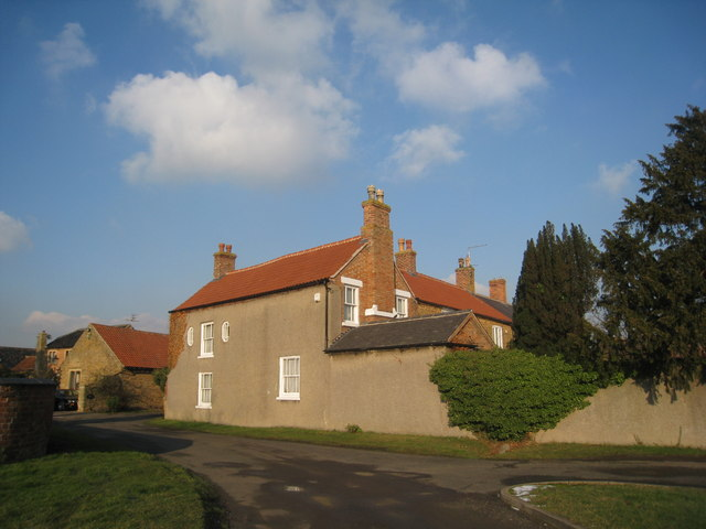 Former farmhouse, Church Lane, Plungar