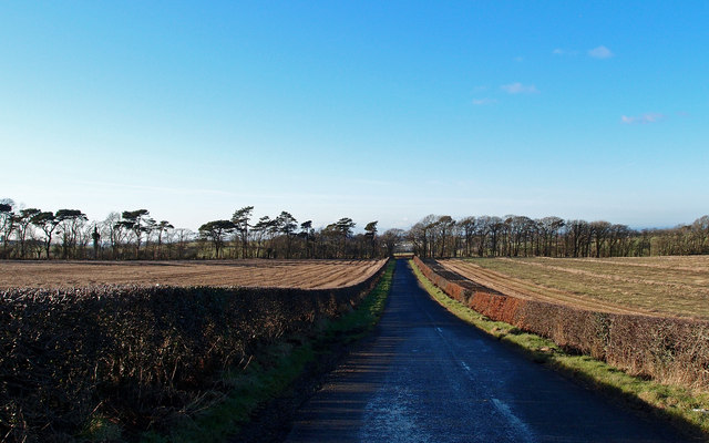 Minor Road, Macnairston Farm