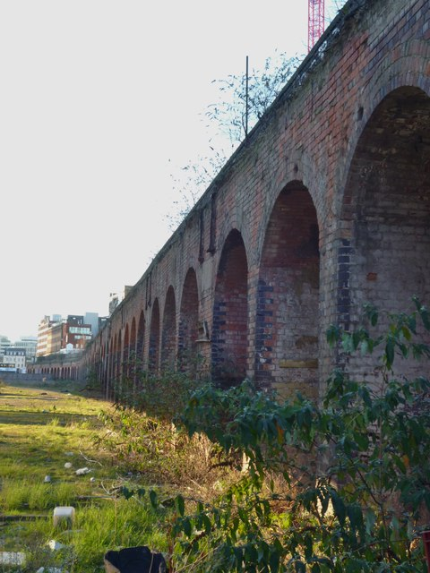 Railway arches, Grimsby Street E2