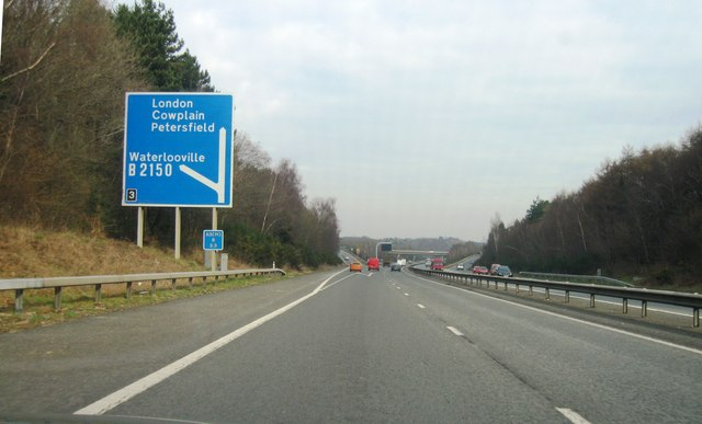 Junction 3, A3