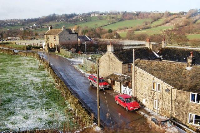 Long Moor Lane, Shelley