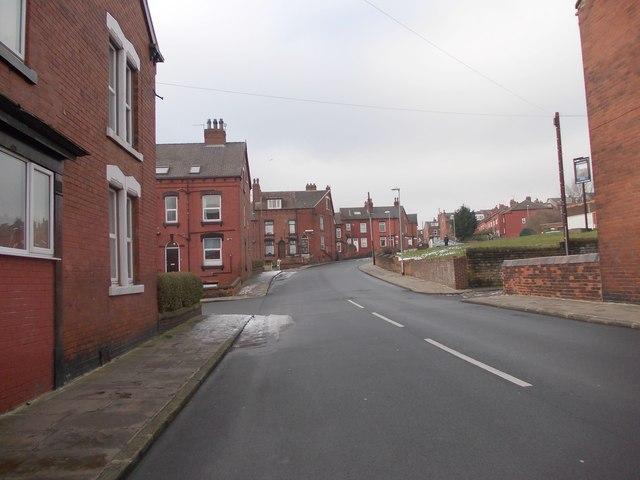 Bankfield Road - Haddon Road