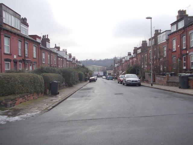 Haddon Avenue - Bankfield Road