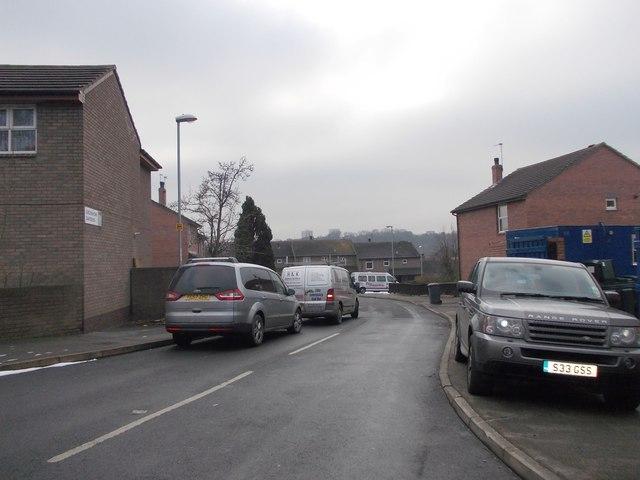 Greenhow Gardens - Burley Road