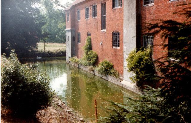 Baddesley Clinton House 1983