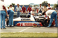 SJ5864 : Damon Hill by Steve Higgins