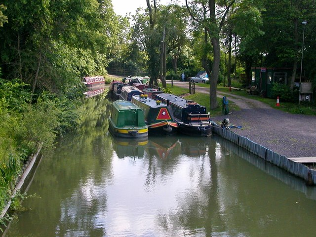 Cathiron-Oxford Canal