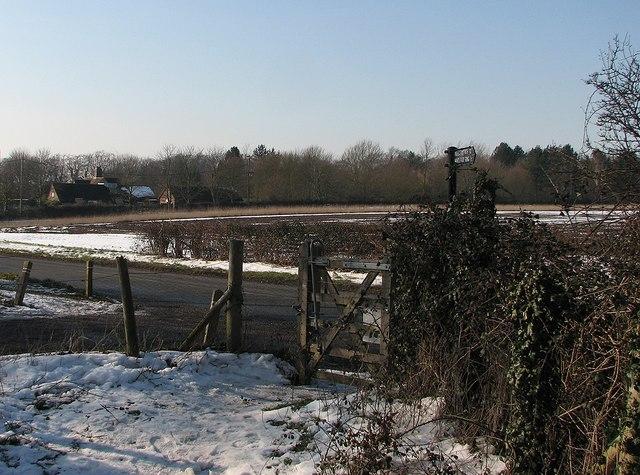 Path to Wandlebury