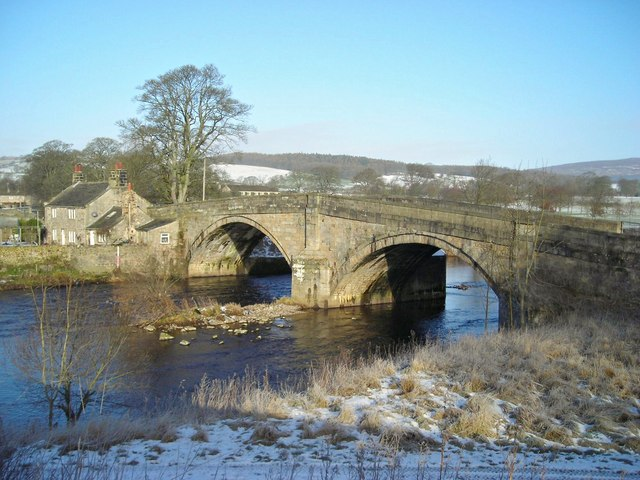 Old Bolton Bridge