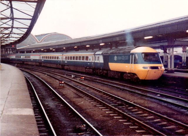 York Station 1983