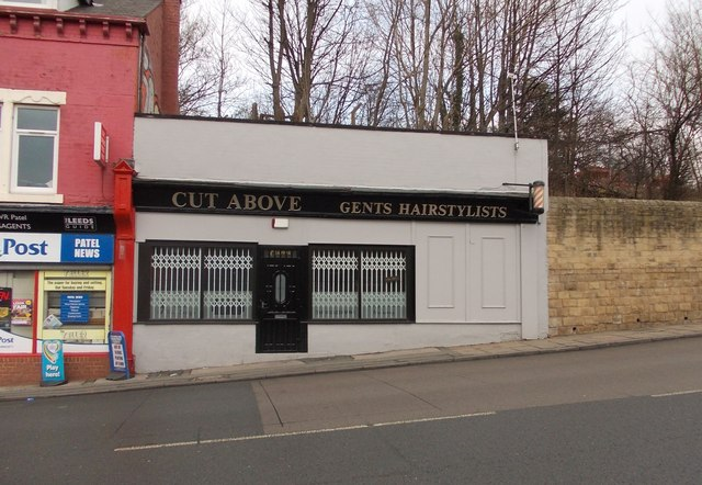 Cut  Above - Burley Road