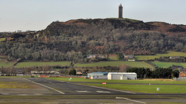 Runway, Newtownards (1)
