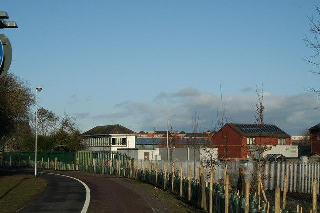 Croesnewydd South Signal Box