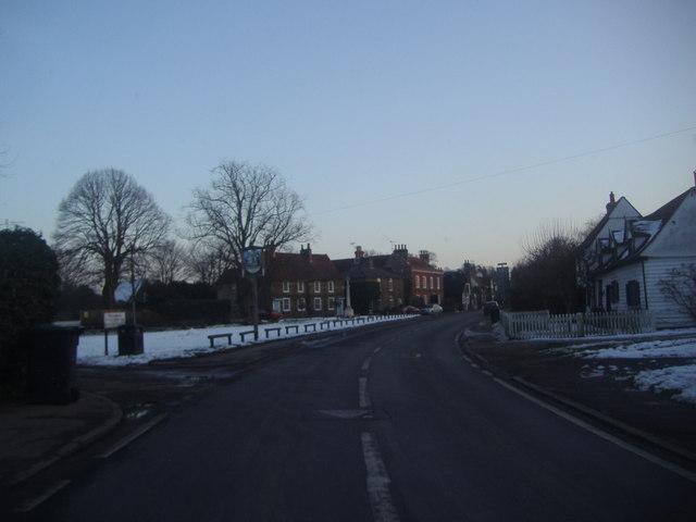 Roydon Green, High Street