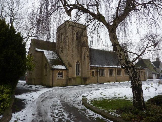 St. Edmund Church, Sinfin Avenue, Derby