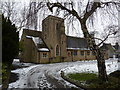 SK3731 : St. Edmund Church, Sinfin Avenue, Derby by Peter Barr