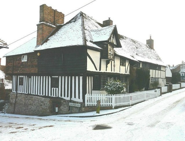 The Old Manor House, Old Road, Elham