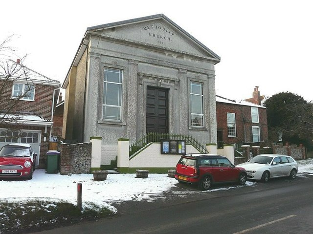 The Methodist Church, High Street, Elham