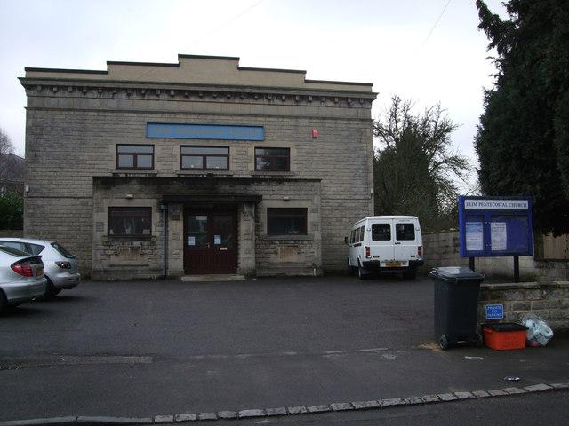 Elim Pentecostal Church, Osborne Street