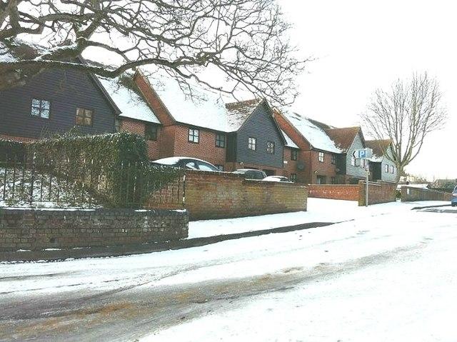 Church Walk, Pound Lane, Elham