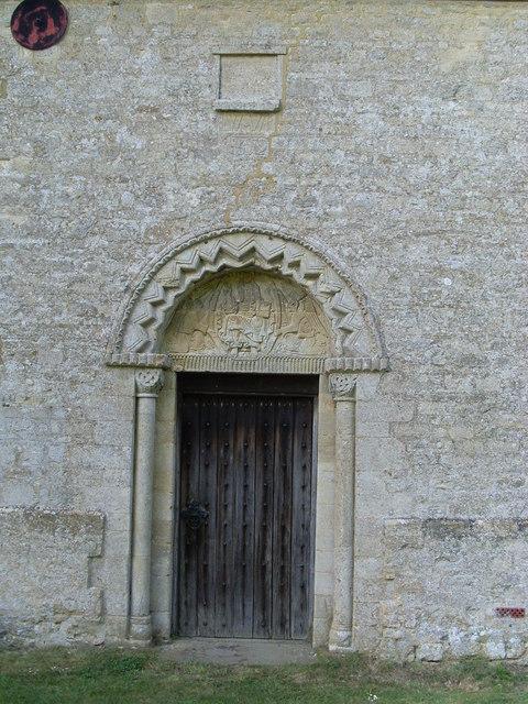 South Door, St Giles Parish Church
