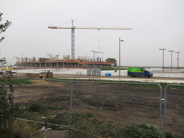 West Cambridge development