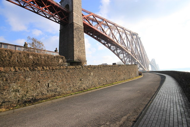 Battery Road  North Queensferry
