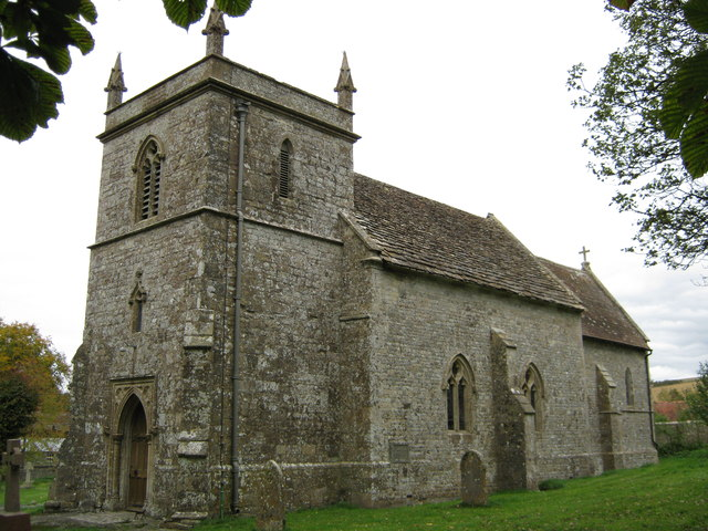 Brixton Deverill Church