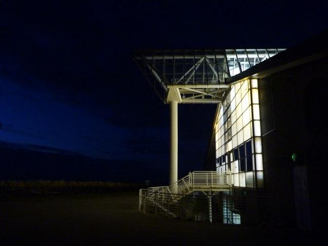 Coastal East Lothian : Dunbar Leisure Pool