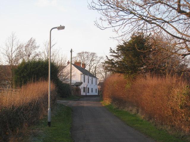 Dickman's Lane