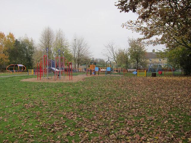 Children's play area, Chesterton
