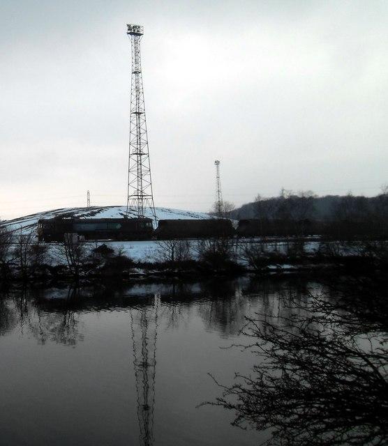 Power station stockpile part 2
