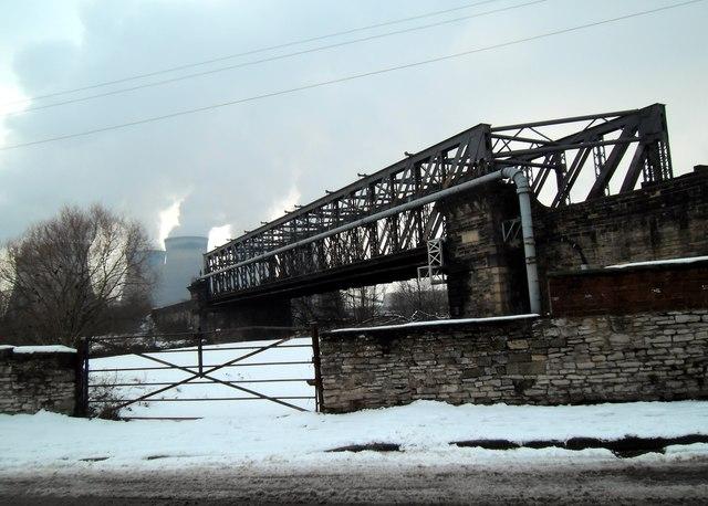 Brotherton Railway Bridge