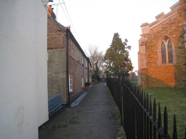 Church Walk, Hose