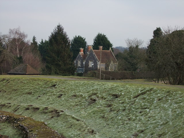St Michaels Lodge Gorhambury, St Albans