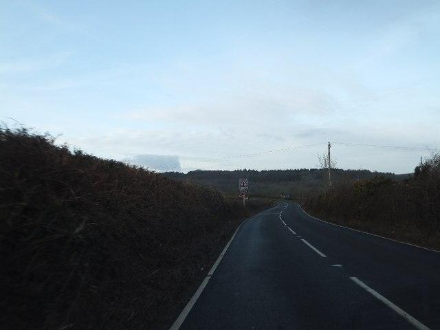 Colley Lane Cross on B3192